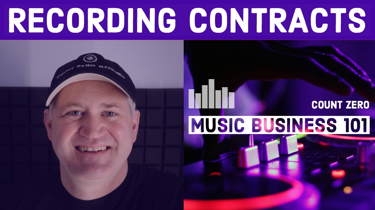 RECORDING CONTRACTS