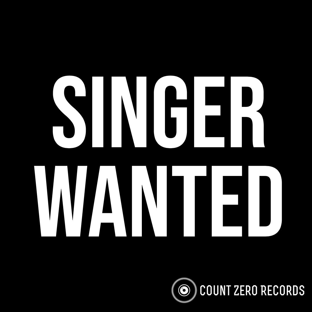 Singer wanted !