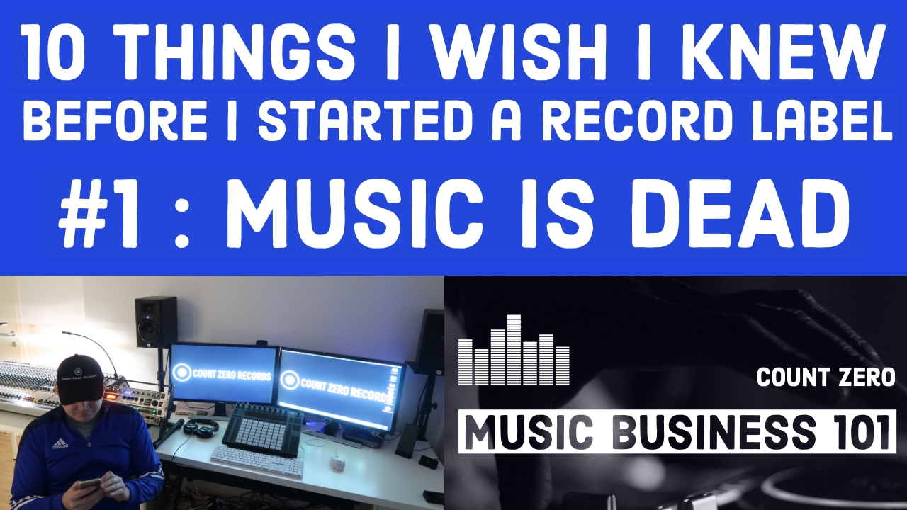 10 Things i wish i knew before i started a record label