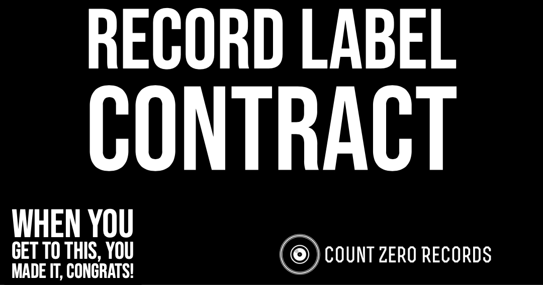 Record Label Contract
