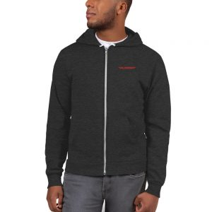 Dr. Skendy American Apparel Embroidered Hoodie sweater