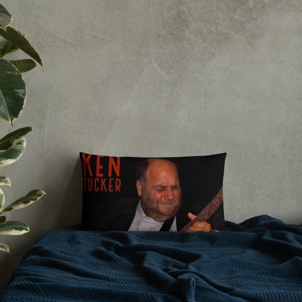 Ken Tucker Double Sided Print Premium Pillow