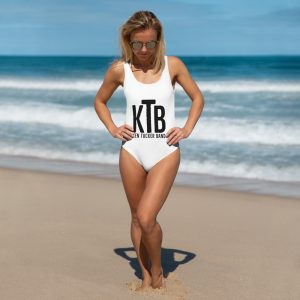 Ken Tucker Band One-Piece Swimsuit
