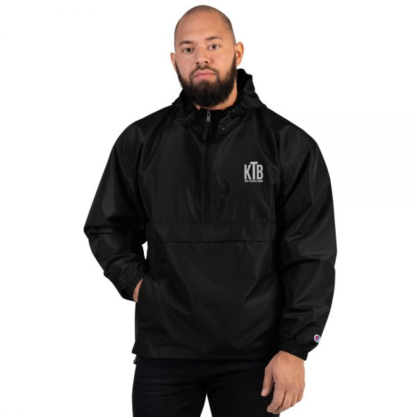 Ken Tucker Band Embroidered Champion Packable Jacket