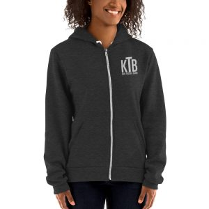 Ken Tucker Band American Apparel Embroidered Unisex Hoodie sweater
