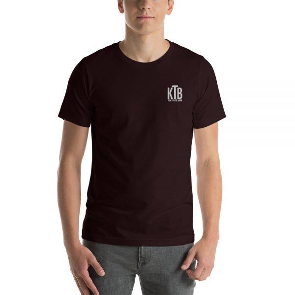 Ken Tucker Band Embroidered Premium Short-Sleeve Unisex T-Shirt