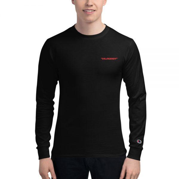 Dr. Skendy Men's Champion Long Sleeve Shirt
