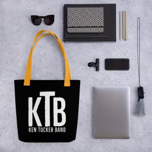 Ken Tucker Band Official Logo Tote Bag