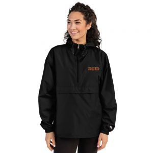 Matthew Reid Official Logo Embroidered Champion Packable Jacket