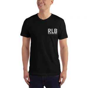 Record Label Boss Official Premium Embossed T-Shirt