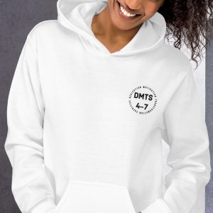 DMTS Premium Embroidered Hoodie