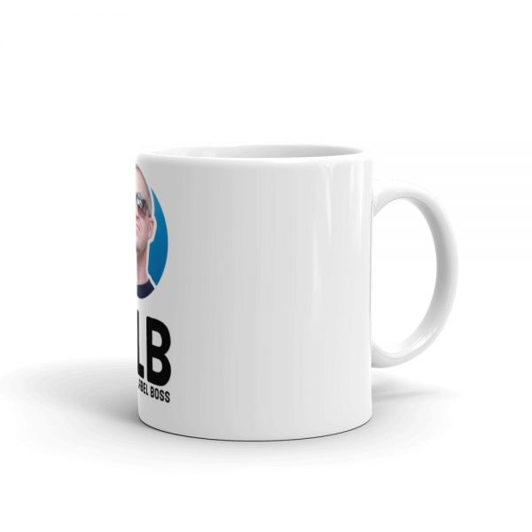 Record Label Boss Official Mug
