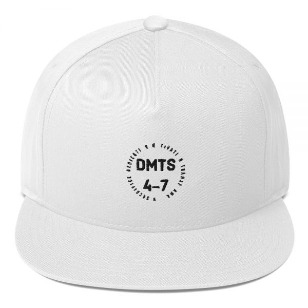 DMTS Official Logo Premium Embroidered Cap