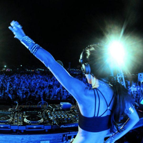 DJ Promotion Campaign