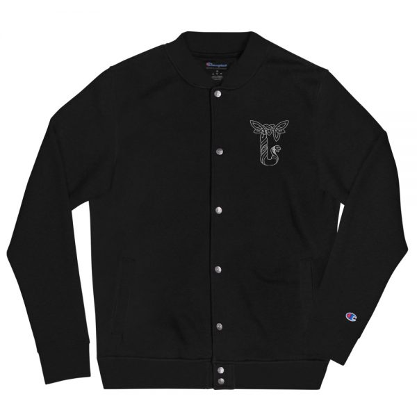 Cygnus Premium Embroidered Champion Bomber Jacket