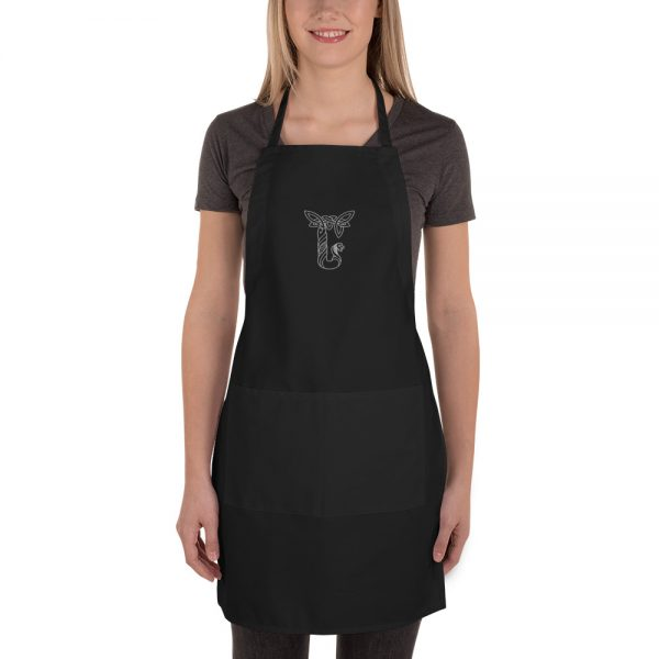 Cygnus Official Embroidered Apron