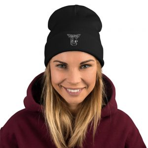 Cygnus Premium Embroidered Beanie