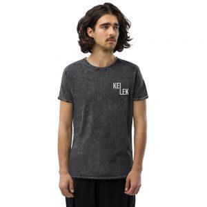 Kei Lek Premium Denim T-Shirt