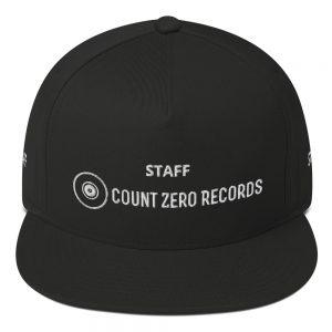 Count Zero Records® Staff Items
